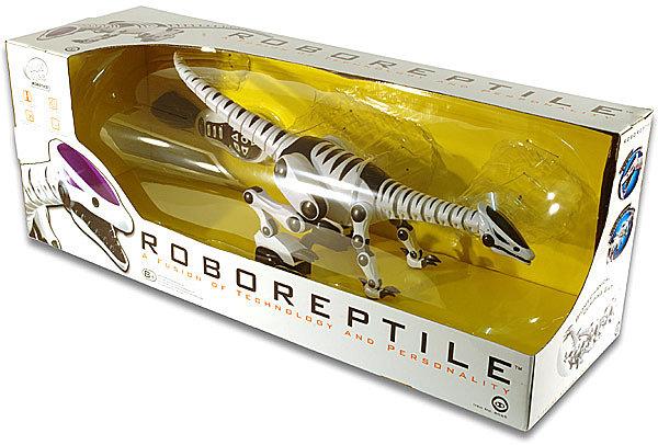 Робот-рептилия Roboreptile 8065