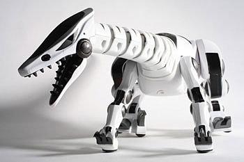 Робот-рептилия Roboreptile 8065-3