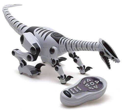 Робот-рептилия Roboreptile 8065-2
